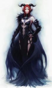 Countess Furfur Concept
