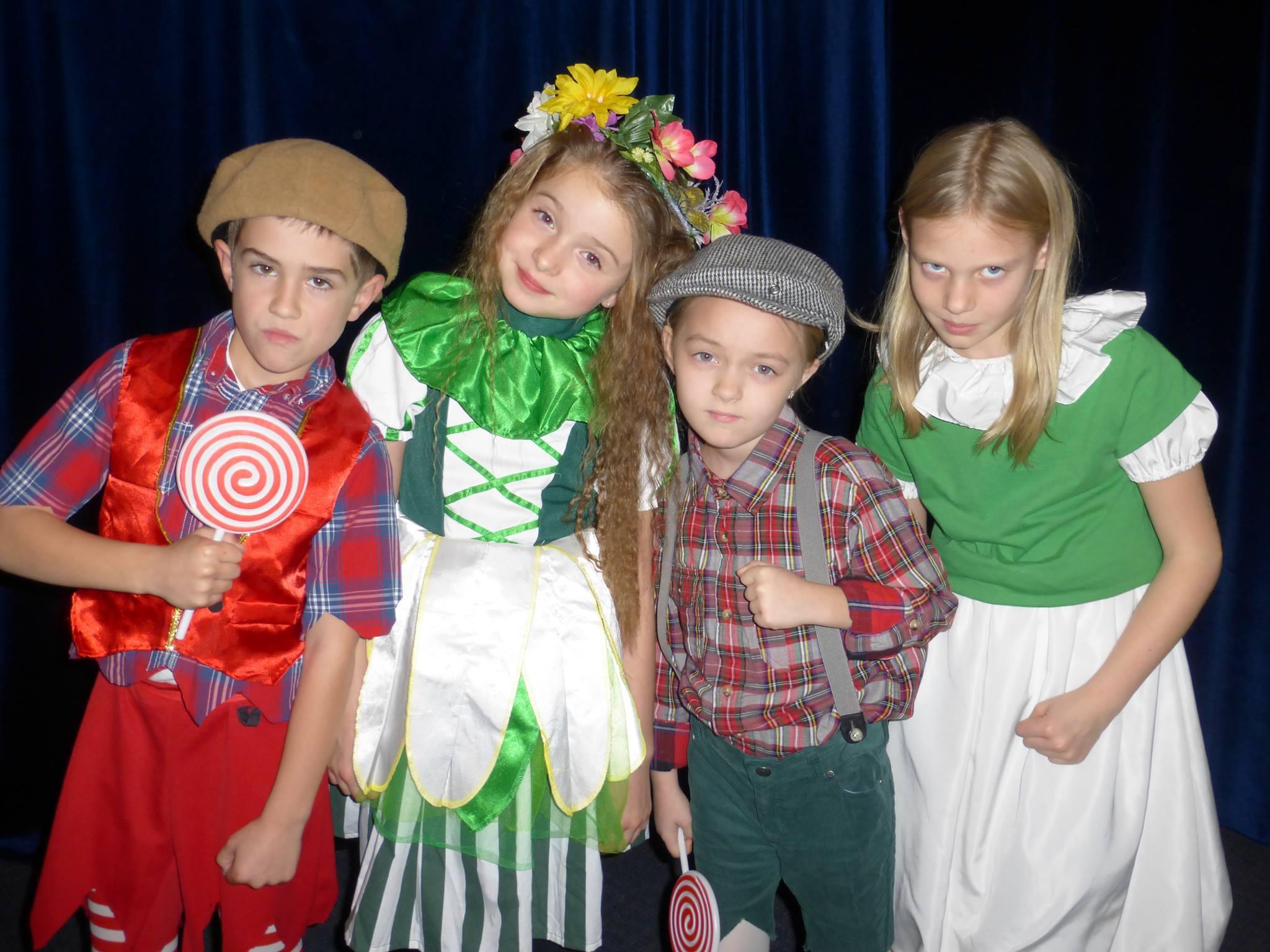 Wizard Of Oz Munchkins